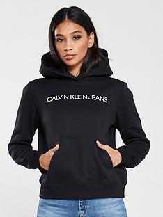 calvin-klein-jeans-institutionalnbsphoodie-black