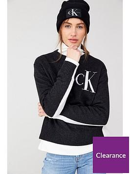 calvin-klein-jeans-logo-archive-sweater-grey