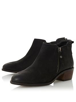 dune-london-putnam-reptile-embossed-cropped-ankle-boot