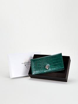 kurt-geiger-london-eagle-wallet-teal