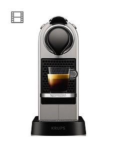nespresso-by-krupsnbspcitiznbspxn741b40nbsppod-coffee-machine-silver