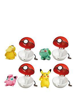 Pokemon Pokemon Pop Action Poke Ball Asst Picture
