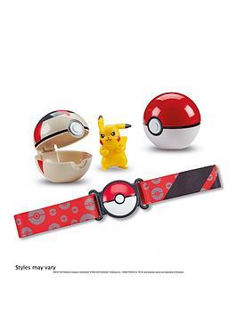 Pokemon Pokemon Clip N Go Poke Ball Belt Set Picture