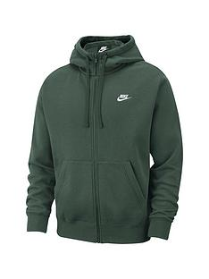 nike-sportswear-club-fleece-full-zip-hoodienbsp--green