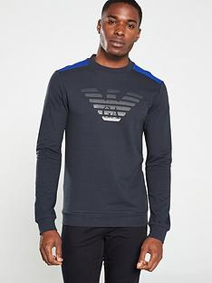 ea7-emporio-armani-seven-stripes-eagle-print-sweatshirt-navy