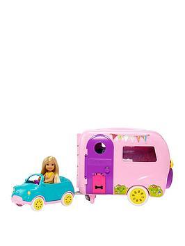 Barbie Barbie Club Chelsea Camper With Accessories Picture