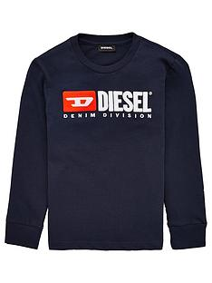 diesel-boys-long-sleeve-logo-sweat-navy