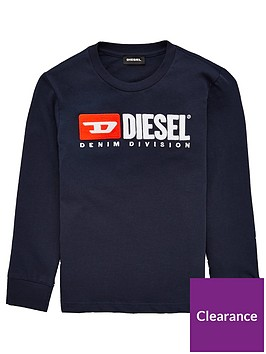 diesel-boys-long-sleeve-logo-sweat-navy