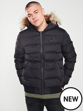 11-degrees-missile-parka-jacket-black