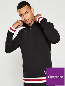 11-degrees-apollo-quarter-zip-hoodie-black