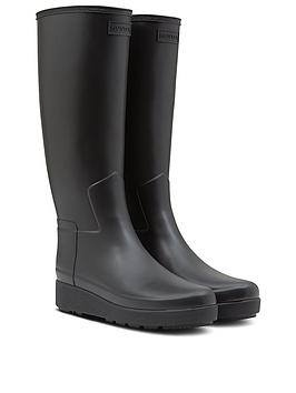 Hunter Hunter Refined Creeper Tall Welly Picture