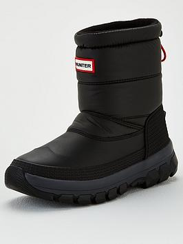 Hunter Hunter Insulated Snowboot - Black Picture