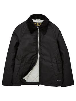 barbour-boys-winter-waxed-munro-jacket-black