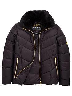 barbour-international-girls-nurburg-quiltednbspfaux-fur-collar-jacket-black