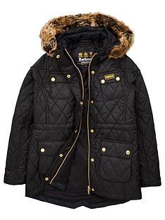 barbour-international-girls-enduro-quilted-faux-fur-hooded-coat-black
