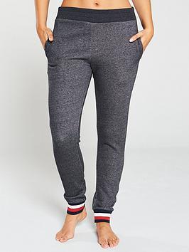 tommy-hilfiger-lounge-pants-grey-heather