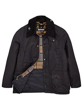 barbour-boys-classic-bedale-waxed-jacket-navy