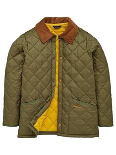 barbour-boys-classic-liddesdale-quilted-jacket-moss-green