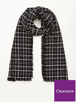 v-by-very-lurex-check-scarf