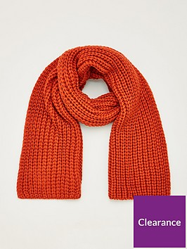 v-by-very-knitted-scarf-rust