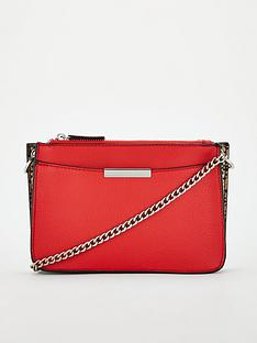 michelle-keegan-pebble-triple-compartment-crossbody-with-chain-strap