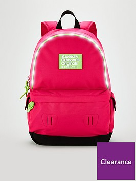 superdry-montana-flashing-light-backpack-pink