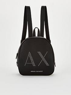 armani-exchange-engraved-back-pack