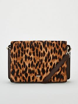 Boss Boss Taylor Leopard Cross Body Bag - Multi Picture