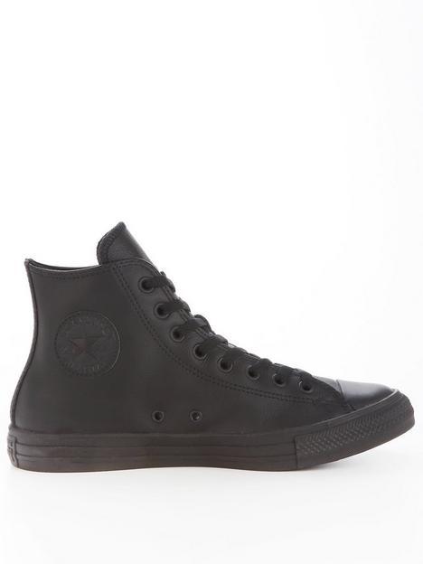 converse-chuck-taylor-all-star-leather-hi-topsnbsp--black