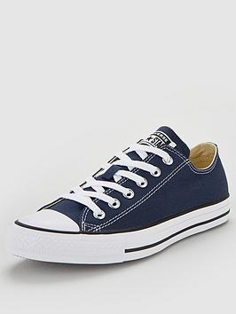 Converse Converse Chuck Taylor All Star Ox - Navy/White Picture