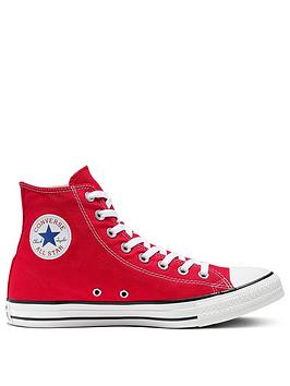 Converse Converse Chuck Taylor All Star Hi - Red Picture