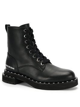 calvin-klein-jeans-nannie-lace-up-boots-black
