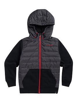 animal-boys-scouted-hybrid-zip-through-hoodie-blue