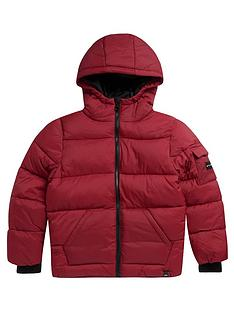 animal-boys-gus-padded-coat-red
