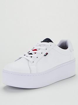 tommy-jeans-icon-padded-nylon-flatformnbsp--white