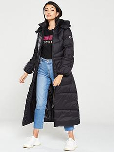 armani-exchange-padded-coat-black