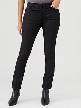 Armani Exchange   5 Pocket Pants Super Skinny Jeans - Black