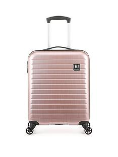 revelation-by-antler-dominica-premium-4w-carry-on-rosegold-suitcase