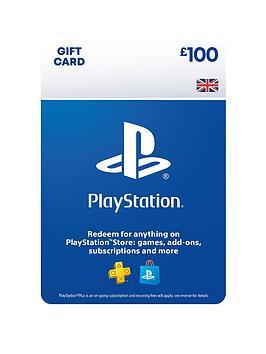 Sony   Psn £100.00 Wallet Top Up - Digital Download