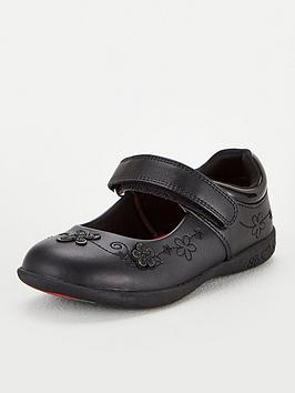 V by Very V By Very Toezone At V By Very Girls Butterfly Strap Leather  ... Picture