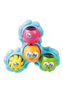 Tomy Tomy Spin &Amp; Splash Octopals Bath Toy Picture