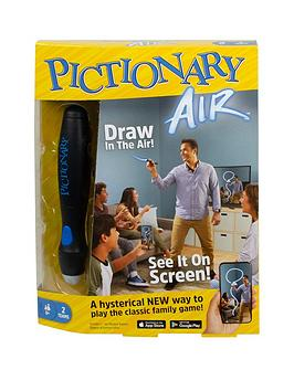 Mattel Mattel Pictionary Air Kids Game Picture
