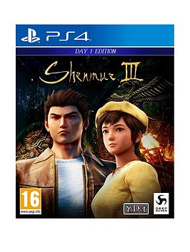 playstation-4-shenmue-3