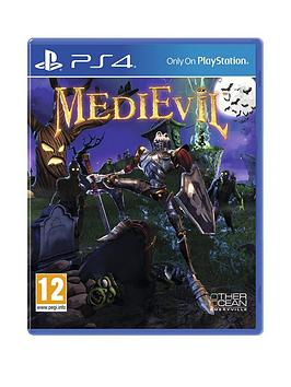 Playstation Playstation Medievil - Ps4 Picture