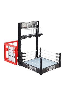 WWE Wwe Wrekkin&Rsquo; Performance Centre Playset Picture