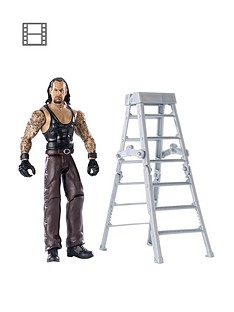 wwe-wrekkinrsquo-undertaker-with-ladder