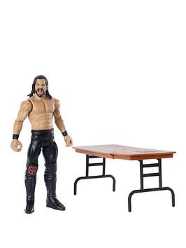 WWE Wwe Wrekkin&Rsquo; Seth Rollins With Table Picture