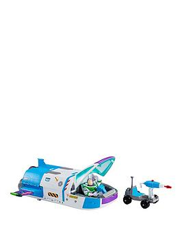 Toy Story Toy Story Buzz Space Command Playset Picture