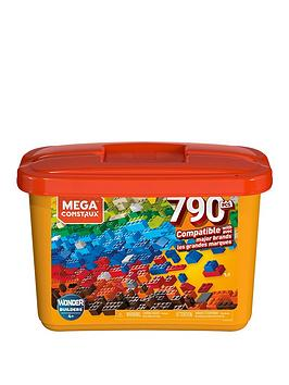 Mega Bloks Mega Bloks Construx Kid Builders Bulk Tub Large Picture