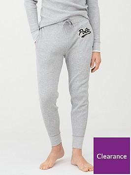 polo-ralph-lauren-waffle-lounge-pants-grey